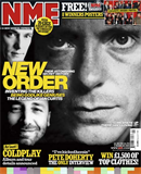 NME Cover March 5th 2005